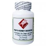 腎臓の働きをしっかり徹底サポート Paw's キドニーブースター (60 錠)