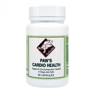 心臓を徹底して守ろう!心臓機能サポートサプリ Paw's カーディオヘルス  (30 カプセル)